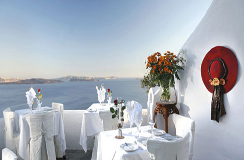 Ambrosia santorini island guide find here all for Ambrosia mediterranean cuisine